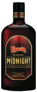 Kahlua Liqueur Midnight 750ml